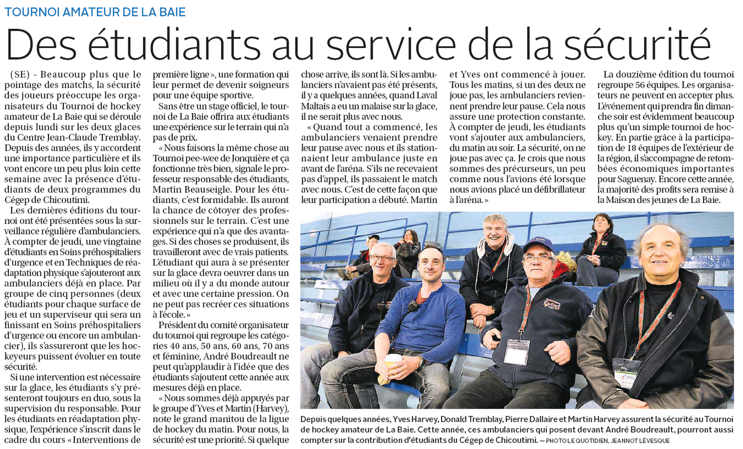 LeQuotidien_Mercredi8avril_SPU_Hockey