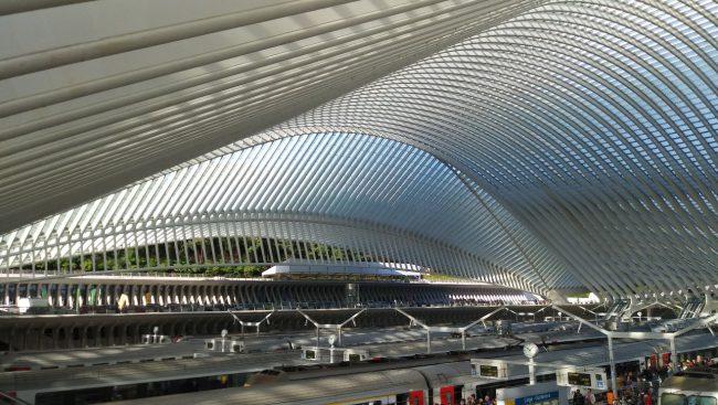 L'étudiante en Technologie de l'architecture du Cégep de Chicoutimi, Émilie Deschamps, revient d'un stage de quatre mois en Belgique.