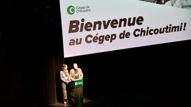 Le lundi 20 mai 2019 s'est déroulée la journée préaccueil des futurs étudiants du Cégep de Chicoutimi. Ces jeunes admis pour la rentrée d'août 2019, ont assisté à une journée ponctuée d'activités.