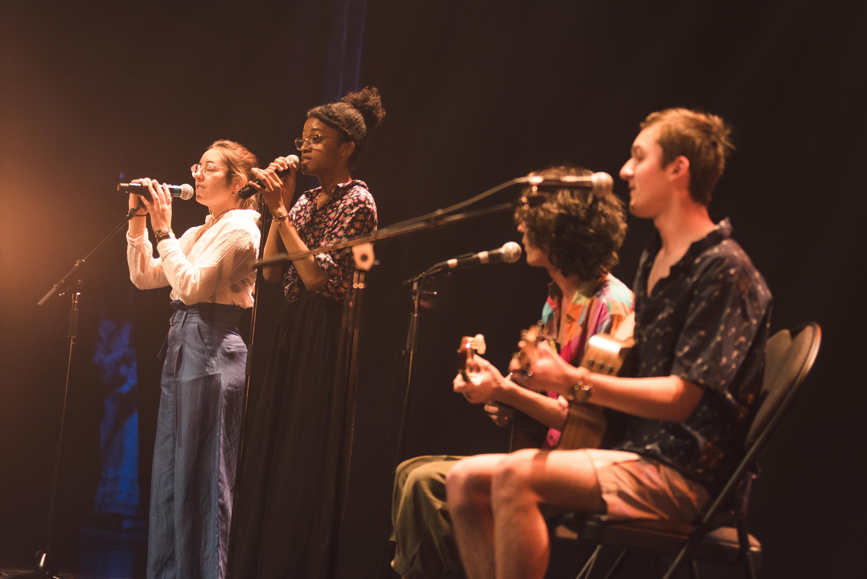 Les spectateurs du Théâtre Banque Nationale ont eu droit, mercredi soir, à une édition relevée pour la 41e édition de la finale locale de Cégeps en spectacle du Cégep de Chicoutimi.