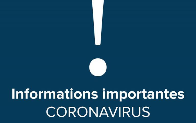 Dévoilement du guide de santé et sécurité au travail lié à la COVID-19