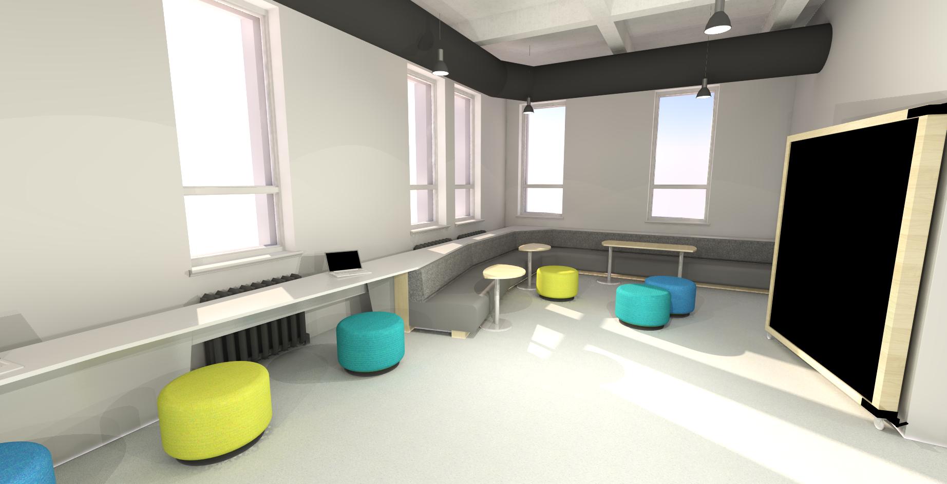 Le département du programme Techniques de l'informatique, présent au Cégep de Chicoutimi, renaîtra à travers un nouvel environnement dès cet automne.