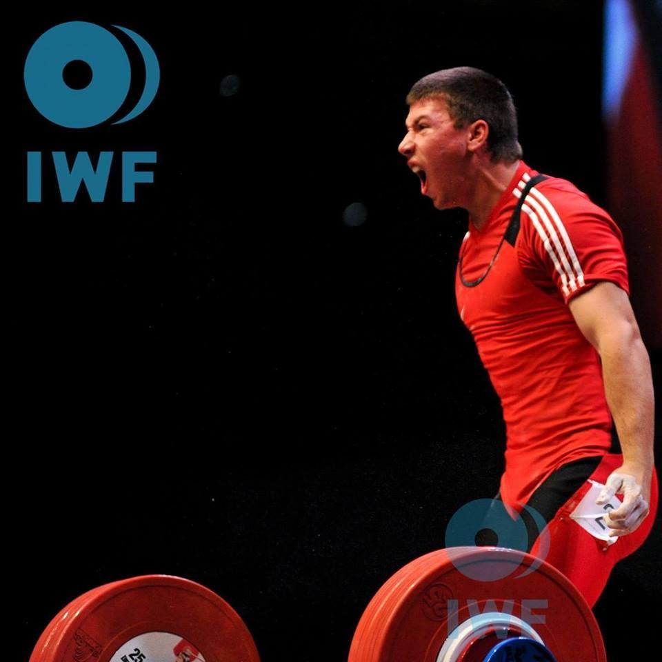 Le 12 juillet dernier, l'haltérophile Pierre-Alexandre Bessette a terminé 8e aux Championnats mondiaux juniors en Ouzbékistan.