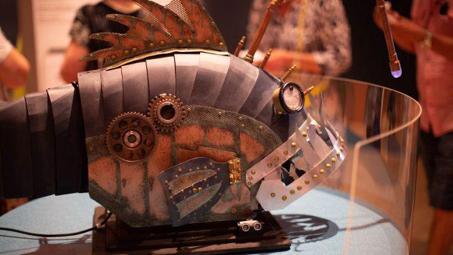 Le Poisson des catacombes, la nouvelle réalisation robotisée des étudiants du Club de robotique Asimov du Cégep de Chicoutimi, ne passera pas inaperçu cet été au Musée du Fjord.