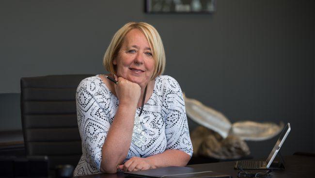 La rectrice de l'UQAC agira à titre de présidente d'honneur de la première édition de l'évènement Women in data science - WiDS Saguenay organisé par le Centre de géomatique du Québec (CGQ) associé au Cégep de Chicoutimi.