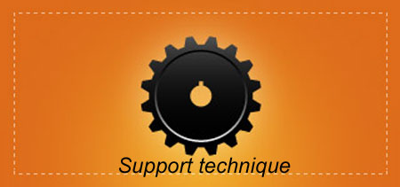 Service support technique