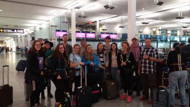 Un groupe d'élèves de notre Cégep sont partis pour découvrir de nouveaux paysages et une culture différente en Iceland.
